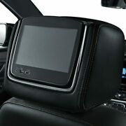 Genuine Gm Headrest And Video Screen Assembly 84681099