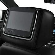 Genuine Gm Headrest And Video Screen Assembly 84681088
