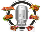 New Commercial Charcoal Roast Duck Oven Turkey Chicken Roaster Cooker Bbq Grill