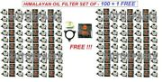 100x Royal Enfield Himalayan 411cc Oil Filter With Seal And Gasket And Crush Washers