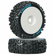 Duratrax Lockup 18 Scale Rc Buggy Tires With Foam Inserts C2 Soft Compound Mo