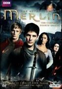 Merlin The Complete Fourth Season [4 Discs] New