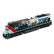 Athearn Genesis Ho Athg1110 Sd70ace Up 1111 Powered By Our People Dcc Led