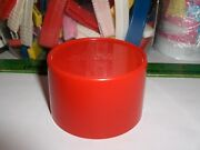 Red Aladdin,lunchbox Cup-for Thermoses W/metal Tops And Use Lox-30 Or Sweet Seal