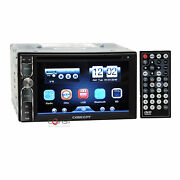 Concept 6.2 Touchscreen Bluetooth Dvd Usb Mirror Link Stereo Receiver Ddh-62