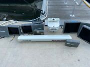 Ray Marine Equipment For Sale 4 Screens And 1 Radar