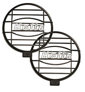 Hella 165530801 500/500ff Series Protective Grille Cover - 2 Piece