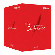 [dvd] Bbc The Shakespeare Collection 38-dvd Box Set