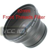Digital Concepts 0.43x 58mm Wide Angle Lens