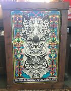 Psychedelic Poster Be Good To Your Self At Least Once A Day Original Rare