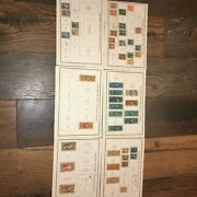 Rare George Washington Stamp Lot Rare Collection Serious Buyer Only Please.