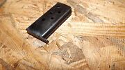 1 - Nice Used 6rd Blued - Magazine Mag Clip Mag For Baby Browning .25acp B234