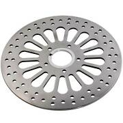 Front Brake Disc Rotor 11.5'' For Harley Softail Touring Dyna Flstf Flhr Fxdc