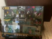 New In Hand Roblox Adopt Me Pet Store 40 Pieces Play Set Celebrity Collection