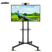Mobile Tv Cart Floor Stand Mount Trolley For 32 - 70 Tvs | Dvd Cart/stand/shelf