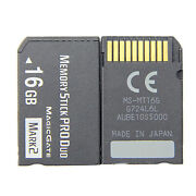 Memory Stick Pro Duo Adapter Card For Sony Psp Game Console / Slr Digital Camera