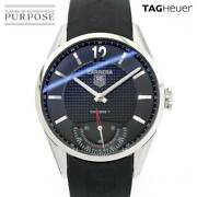 Tag Heuer Carrera Vintage Caliber 01 Wv3010.eb0025 Limited To 6000 Pieces