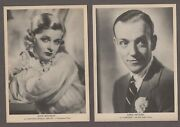1935 Canada Candy Conf. Movie Stars Lot Of 25 Trading Cards