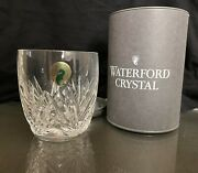 Waterford Leana Old Fashion Tumblers Nib Very Hard To Find Listing Ends 01/05