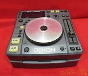 Denon Cdj Player Dn-s1000 Black 6111501788 F/s Very Good Condition From Jp Used