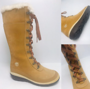 Womenand039s Wheat Faux Fur 14 Boots