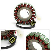 Stator Generator For Yamaha 115hp 4-stroke Outboards F115 Fl115a 2000-13 Us F