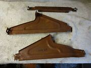 1964 1965 Buick Riviera Gran Sport Automatic Floor Console Mounting Brackets