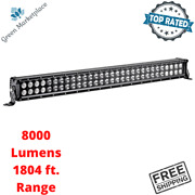 32 Led Light Bar Combo Spot Flood Lamps Ip67 Rated For Most Off Road Vehicles