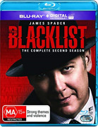 Tv Series-the Blacklist The Complete Second Season Blu-ray New