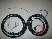 Western Snow Plow Unimount Wire Harness - Electric Solenoid Controlled Pumps