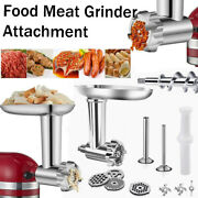 Meat Grinder Attachment Stainless Steel For Kitchenaid Stand Mixer Accessories