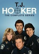 T.j. Hooker The Complete Series 20 Dvd Box Set New