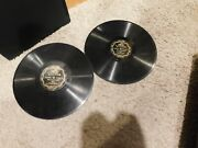 2 Record Harry Mac Mcclintock Victor 21567 And 21487 The Texas Ranger And Circus Day
