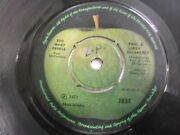 The Beatles Too Many People Uncle Albert Admiral Mccartney Rare Single India Vg+