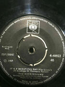 The Buckinghams John Hill Beautiful Day/difference Of Opinion Single India Vg+
