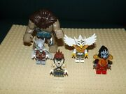 Lego Mini Figures Chima Lots To Choose From Figure