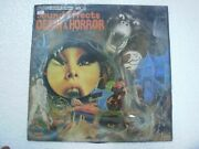 Sound Effects Death And Horror Bbc Tv Radio Rare Lp Record 1977 England Vg+