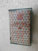 Love Song Mariah Carey Celine Dion Air Supply 2005 Cassette Tape India