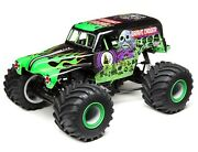 Lmt 4wd Solid Axle Monster Truck Ready To Run Grave Digger Losi Los04021t1