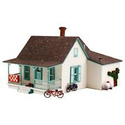 Woodland Scenics Pf5206 N-scale Kit Country Cottage, Victorian, Easy Assembly