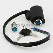 Motorcycle Ignition Key Switch For Harley Davidson Sportster Xl 883 1995-2003