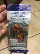 2013-14 Panini Prizm Cello/fat Pack Giannis Rookie Lebron Red White Blue Rare