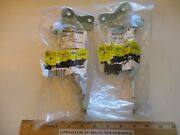 2 New Gm Unopened Pcs 1lh And 1rh 2007/2011 Chevrolet Aveo Hinge Assembly Hood