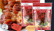 Lot Of 2 Bags Noh Chinese Barbecue Char Siu Seasoning Mix 3-pound Resealable Bag