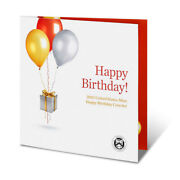 2021 S Us Mint Happy Birthday Proof Coin Set 21re