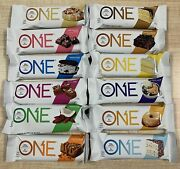 One Protein Bars - 12 Bars - One Protein Bar 12 Flavor Super Variety Pack