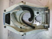 875532 Volvo Penta Stern Drive Transom Plate With Steering Fork Aq130a-d