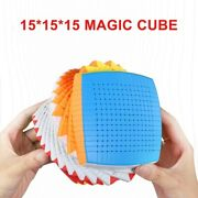 Shengshou 15 Layers 15x15 Magic Cube Speed Puzzle Cubing Toys Gift For Kids