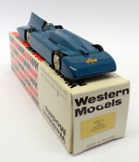 Western Models 1/43 Scale Wms42 - 1935 Bluebird Record Car - Campbell