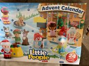 Fisher-price Little People Advent Calendar New For 2020